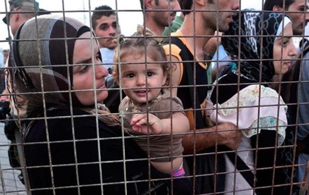 ЕС даст деньги на центры для беженцев в Беларуси