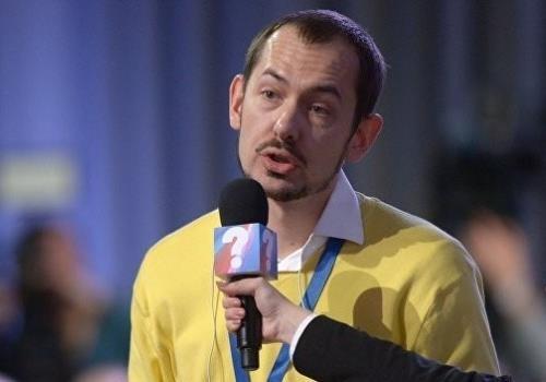 Известный украинский журналист проехал от Киева до Москвы на машине.
