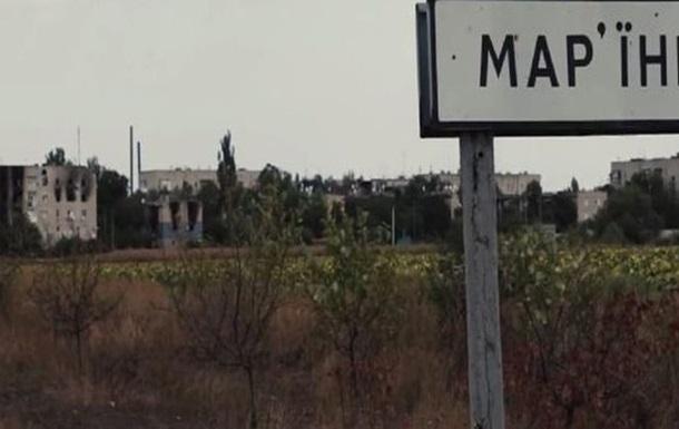 Сепаратисти обстріляли КП  Мар їнка
