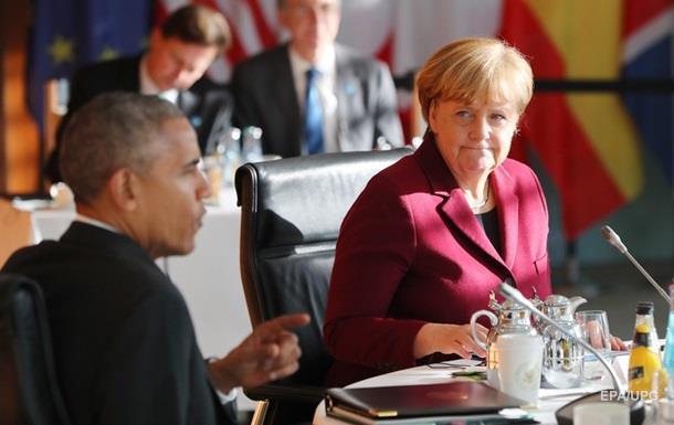 РФ пытается столкнуть ЕС и США - немецкая разведка