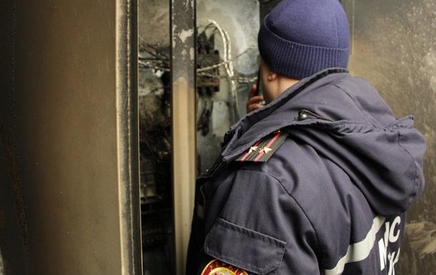 На Тернопільщині через пожежу у лікарні евакуювали 125 осіб