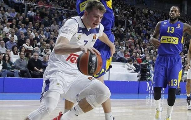Лука Дончич стал самым ценным игроком 17-го тура Евролиги