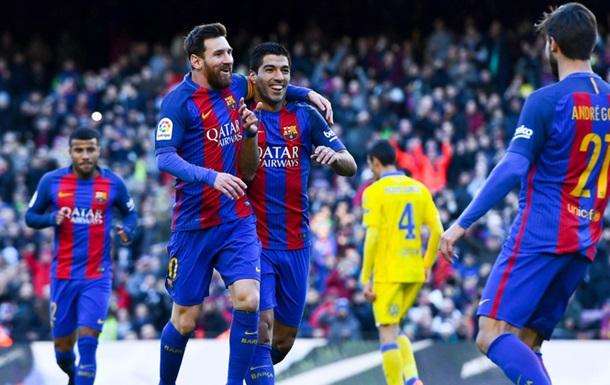 Прімера. Барселона розбила Лас Пальмас