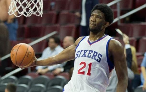 НБА. Филадельфия впервые с 2013-го года выиграла три матча кряду