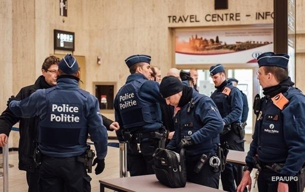 У Брюсселі провели затримання під час антитерористичного рейду