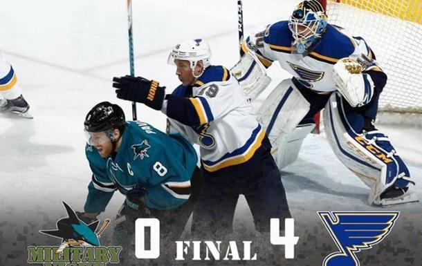 НХЛ. Разгромное поражение Сан-Хосе, победы Эдмонтона и Кингз