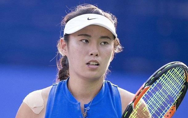 Китаянка виконала найпотужнішу подачу в жіночому тенісі