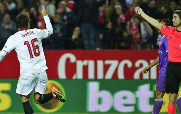 Ла Ліга. Севілья вириває перемогу у Реала і виходить на друге місце