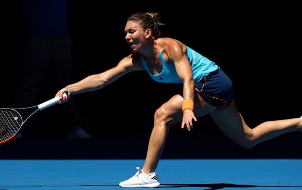 Халеп покидает Australian Open