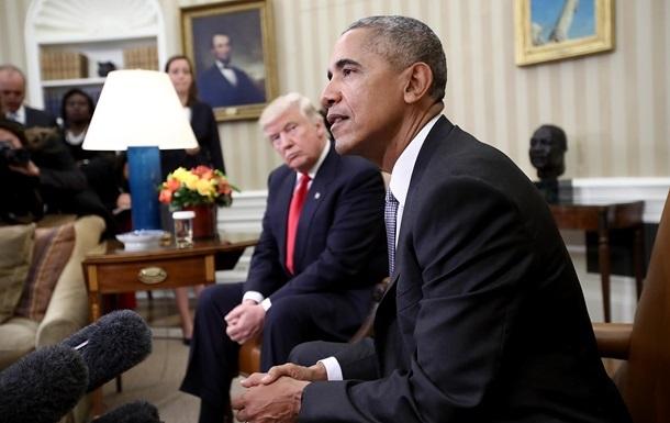 Трампа не варто недооцінювати - Обама