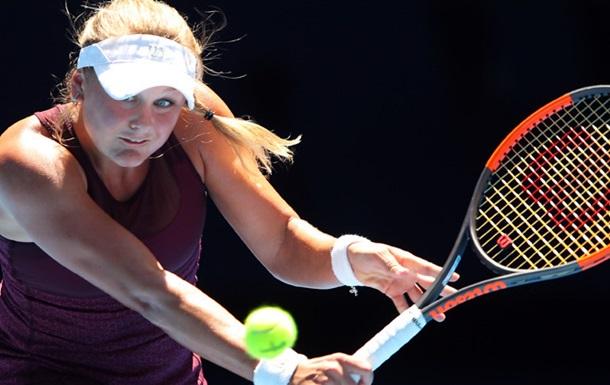 Australian Open. Козлова не без бою поступається Вільямс