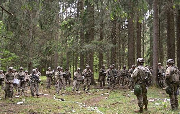 Обреченные защитники. Войска НАТО едут в Прибалтику