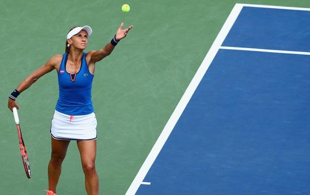 Українка Леся Цуренко програла найкращій тенісистці світу