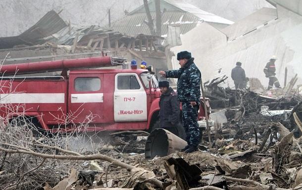 В Киргизии допустили снос поселка, на который упал Боинг