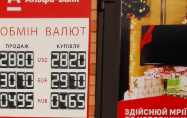 Курс валют 17.01.2017