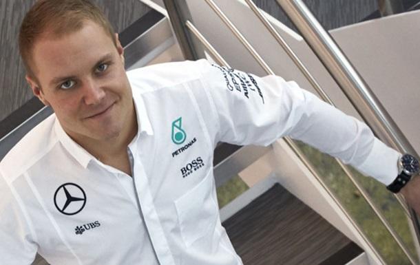 Формула-1. Офіційно. Боттас підписав контракт з Мерседес