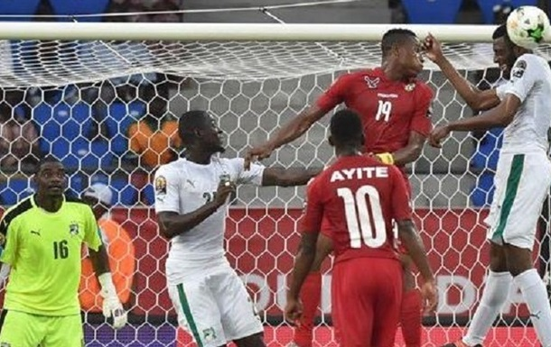 КАН-2017. Кот д Івуар і Того зіграли внічию