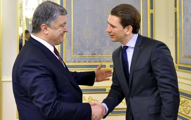 Президент України зустрівся з главою ОБСЄ