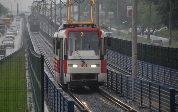 У Києві з явилися трамваї четвертого покоління