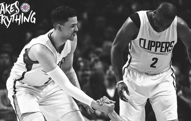 НБА. Кліпперс без Гріффіна розбили Оклахому