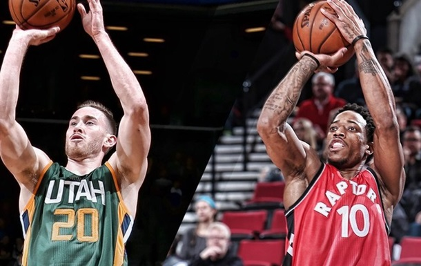 Дерозан і Хейворд - найкращі гравці тижня в НБА