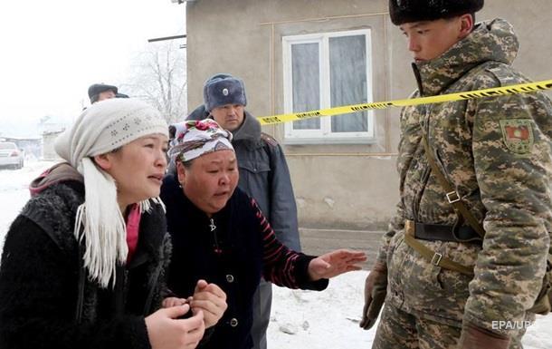 У Киргизії сім ям загиблих в авіакатастрофі виплатять по тисячі доларів