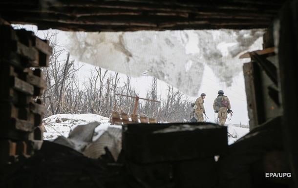 У зоні АТО двоє військових підірвалися на міні