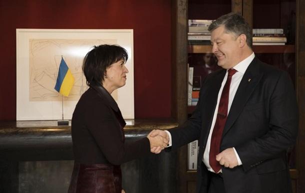 Порошенко погодив зі Швейцарією повернення активів Януковича