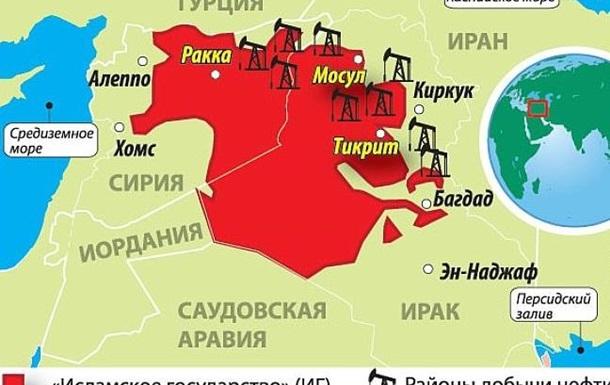 Доказательства того, что Россия создала ИГИЛ