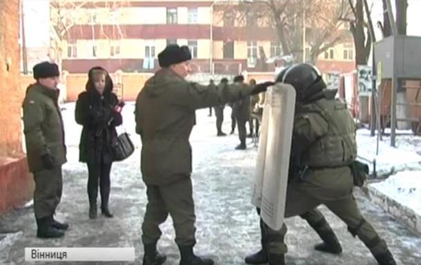 У Нацгвардії почалися зимові навчання