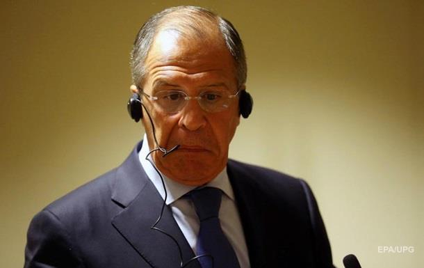 Лавров: Мы готовы на вооружение наблюдателей ОБСЕ