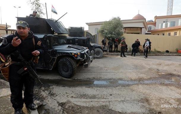 Ірак заявив про звільнення східної частини Мосула