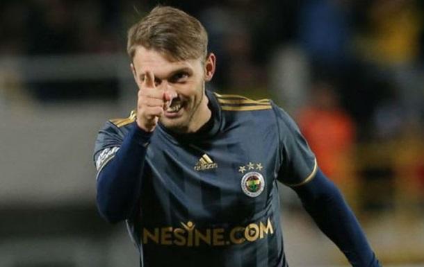 Перший офіційний гол Караваєва за Фенербахче