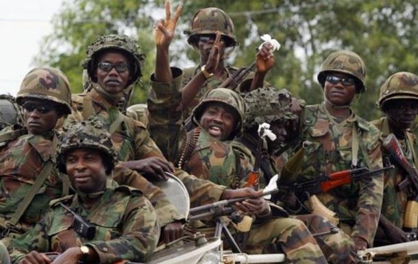 Сенегал і Нігерія приготувалися до вторгнення в Гамбію
