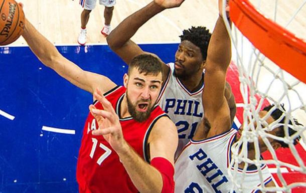 НБА. Філадельфія обіграла Торонто, поразки Бостона і Портленда