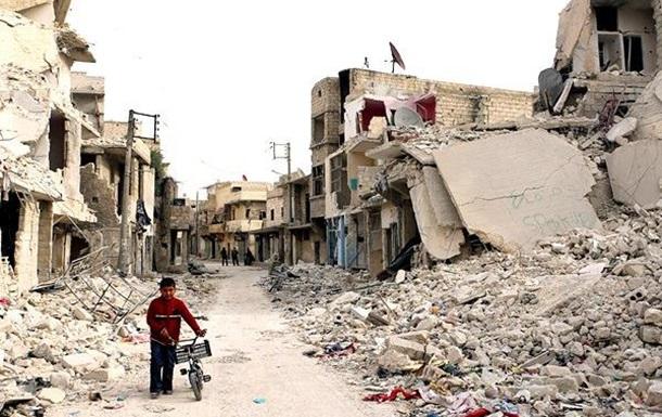 Россия ведет Сирию к  гуманитарной катастрофе