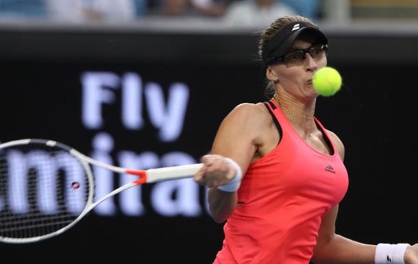 Радванська сенсаційно поступилася Лючич-Бароні і залишила Australian Open