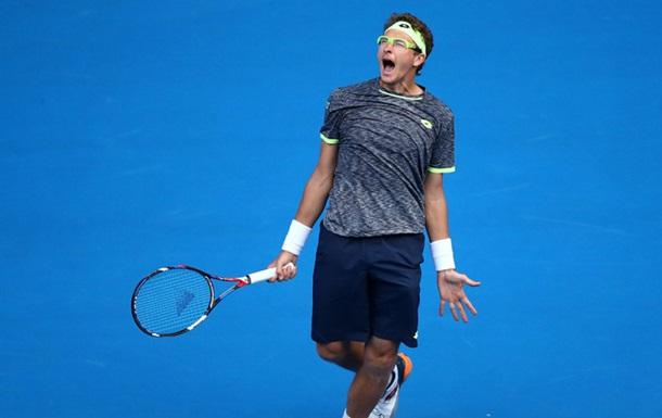 Перемога Істоміна над Джоковичем увійшла в історію тенісу