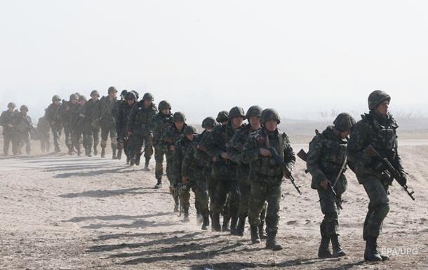 ВР одобрила допуск иностранных войск в Украину