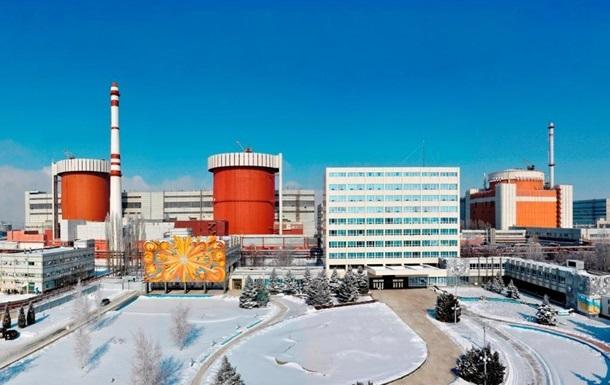 На Южно-Украинской АЭС аварийно отключили энергоблок