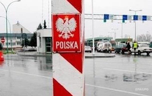 У Польщі затримали українців, які переправляли людей у Європу