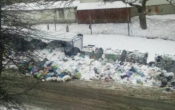 Відходи за кордон. Пригоди сміття зі Львова