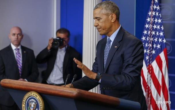 Обама опублікував прощального листа