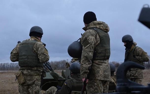 Українських військових обстріляли 19 разів - штаб