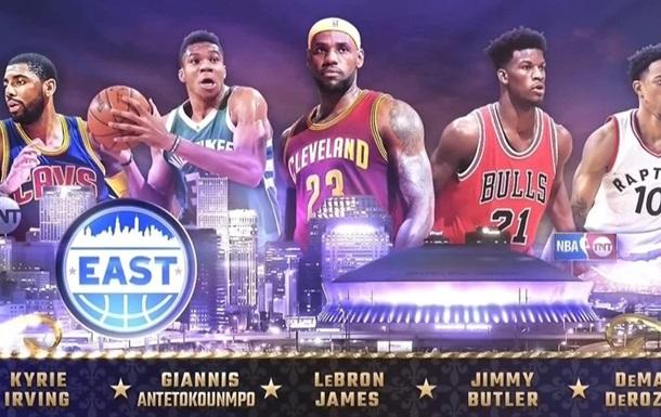 НБА. Найкращі моменти стартового складу Сходу на МВЗ