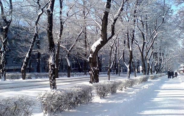 Погода на 21.01.2017 в Украине