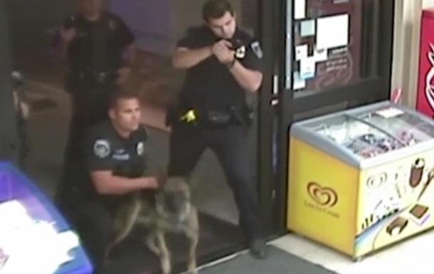 У Каліфорнії поліцейські застрелили сліпого