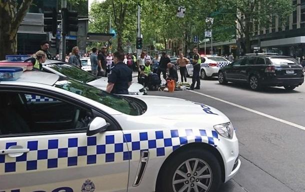 Наїзд на людей в Мельбурні: українців серед постраждалих немає