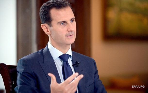 Захоплення Пальміри: Асад звалив провину на США
