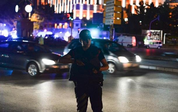 У Туреччині обстріляли будівлю Управління з безпеки